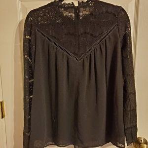 Kensie Tops - NWT Kensie lace blouse